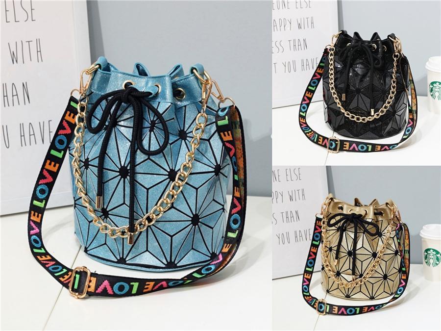 Saco Designer-Mulheres de alta capacidade Bag New Leisure Tendência Ladies saco de compras Womens ombro Cor 3 # 615