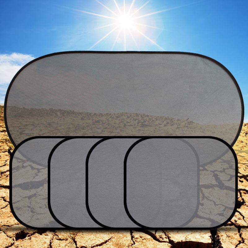Auto Universal Car Window Sunshade Covers Car Windshield Sun ShadeCar Styling Protection Window Film Sun Visor Protection Kids