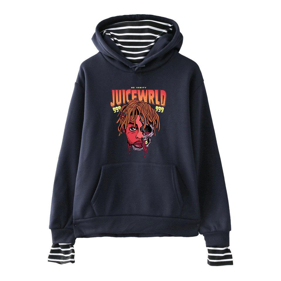 RIP célèbre Rapper Juice Wrld Hoodies Mode Hommes capuche Hoodie Casual lâche Sweat-shirt XXS - 2XL gros