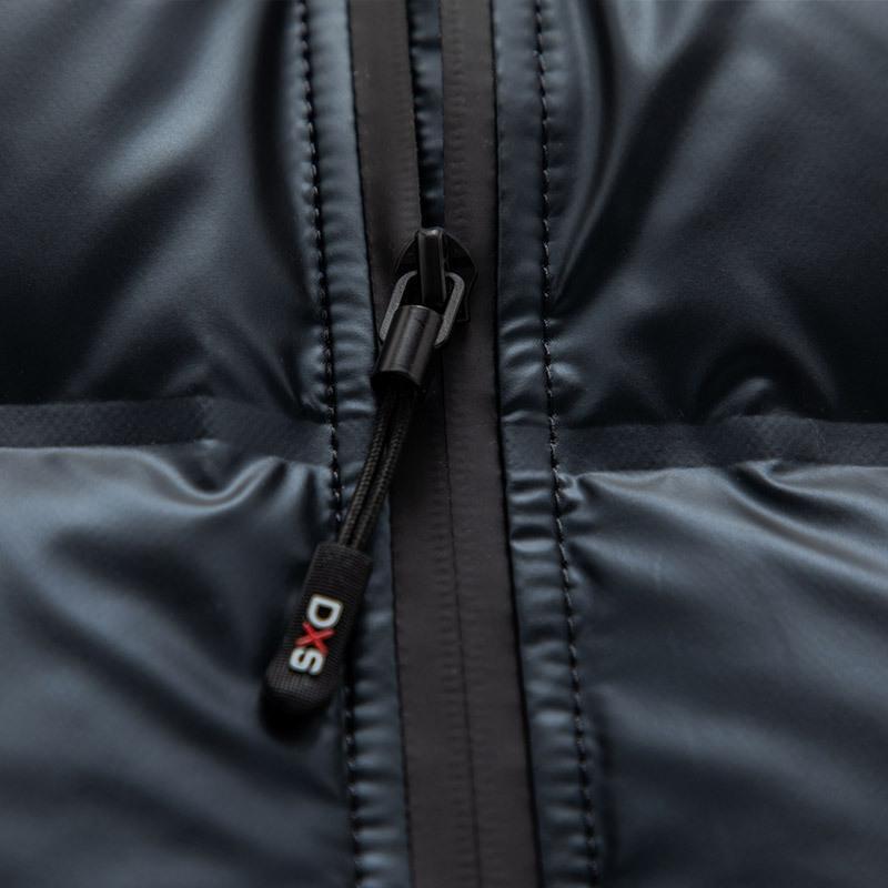 Зима Мужской 90% пальто мода обуви Duck куртки с капюшоном Мужчина Твердым Короткими Вниз шинели Мужской Parkas JK-855