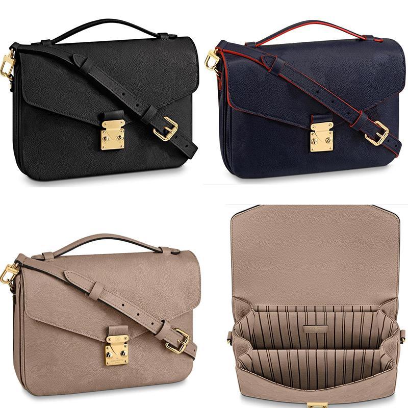 Tasarımcı Bayan Çantalar Kabartma Süreci Çiçek Bayanlar Casual Bez PU Deri Duffle Çanta Fermuar Tasarımcı Omuz Çantaları Bayan Çanta