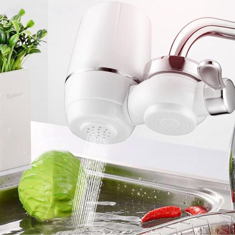 Grifo purificador de agua La purificación del filtro de cerámica del agua del grifo purificador de cocina grifo del filtro Adjuntar