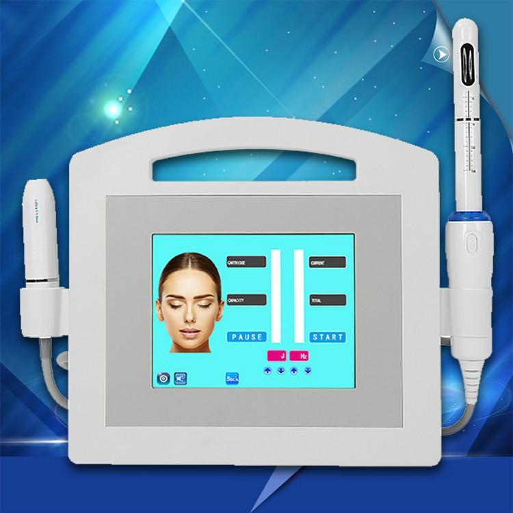 HIFU 슬리밍 피부 관리기를 조여 질 60000 발포면 신체 피부 리프팅 용 1~7 카트리지 VMAX의 HIFU 기계 3