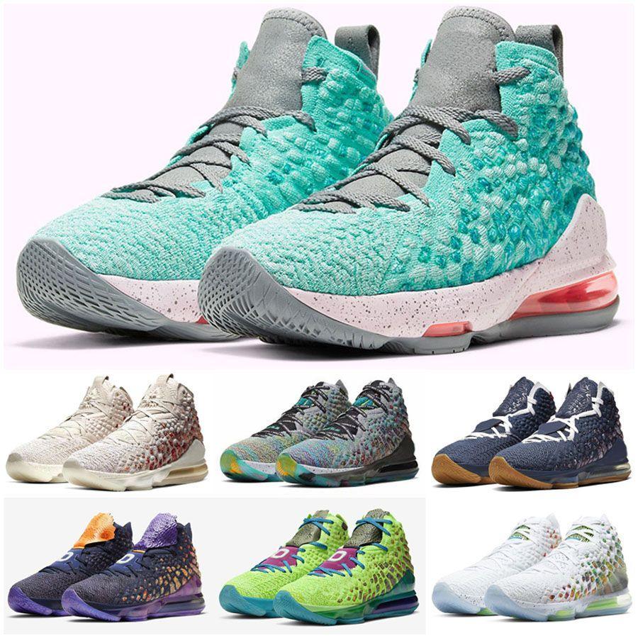 High Quality 17 Future Basketball Shoes Lakers Oreo XVII Battleknit Designer Men Sports Sneaker