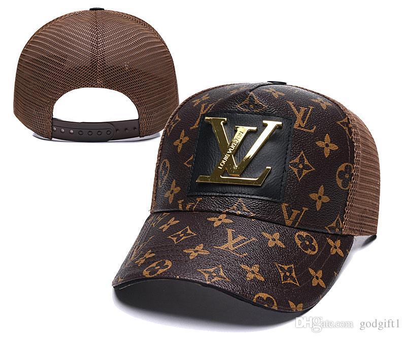 Top qualität Luxus Frauen Männer Markendesigner Sommer Stil Casual Cap Beliebte Paare Mesh Baseball Cap Avantgarde Patchwork Mode Hüte