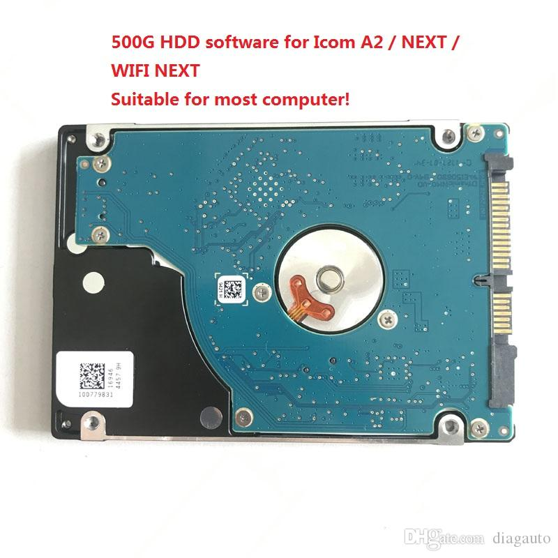 2019.07 soft-ware for bmw ista hdd 500gb icom next a2 with expert mode ( ISTA-D: 4.17 ISTA-P:3.66) win7 fits for 95% laptops