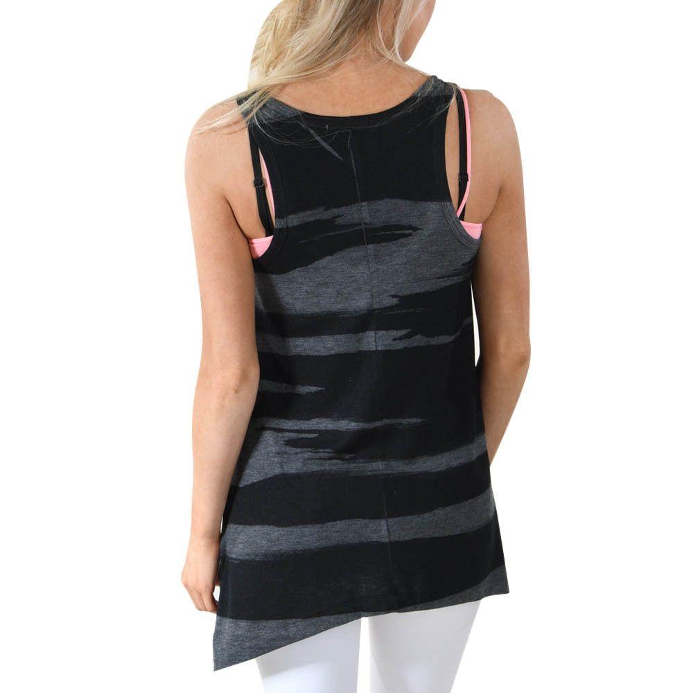 Camiseta de moda para mujer Casual sin mangas de camuflaje Crop Top hot girl Chaleco Camiseta Cami Top Camisetas Mujer