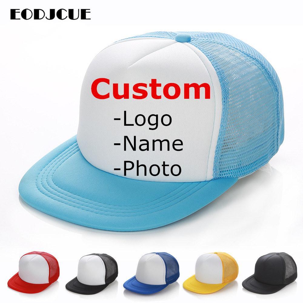 سعر المصنع! رجال تصميم مخصص الحرة المرأة قبعة بيسبول للأطفال الكبار شبكة سنببك هوب هوب gorras قبعة سائق الشاحنة القبعة