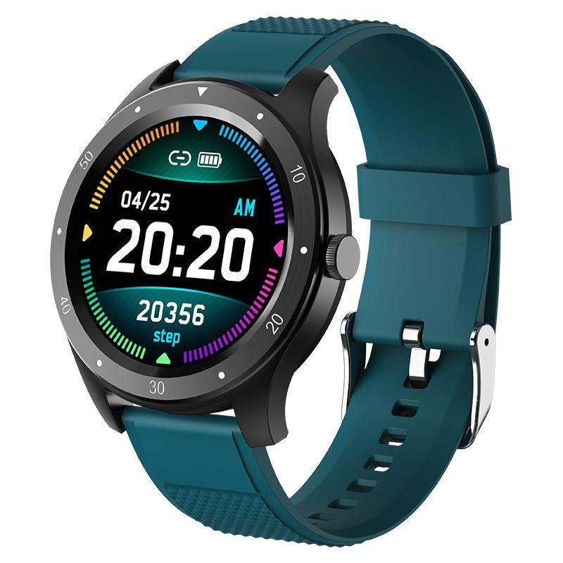 BYM-S6 fábrica nova chegada Smartwatch alta qualidade moda esportiva de alto grau de qualidade relógio de pulso assegurou pulseira Bluetooth inteligente Movimento