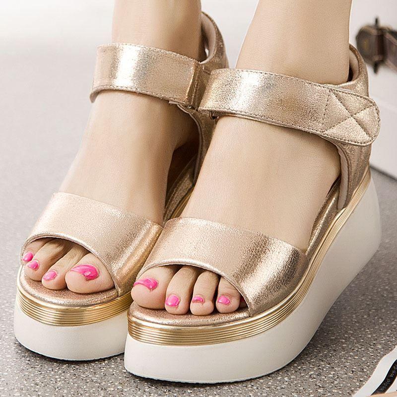 Fashion Wedges Women Ladies Sandals