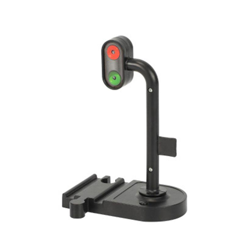 montão Diecasts Toy Vehicles Cena Rail Transit Semáforos sinal de luz acessórios da pista de madeira Magnetic Train Acessórios compatibl ...