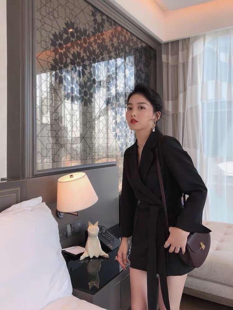 Nuove donne di alta qualità rivestimento di autunno casuale giacca sportiva dei vestiti di alta qualità 2020 di moda * 485