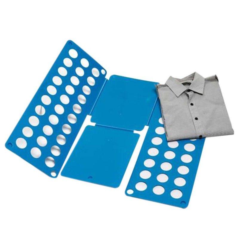 Household Cloth Folding Board Child/Adult Clothes Folder Closet Organizer Clothing Folders Board Organizer Laundry Storage #9