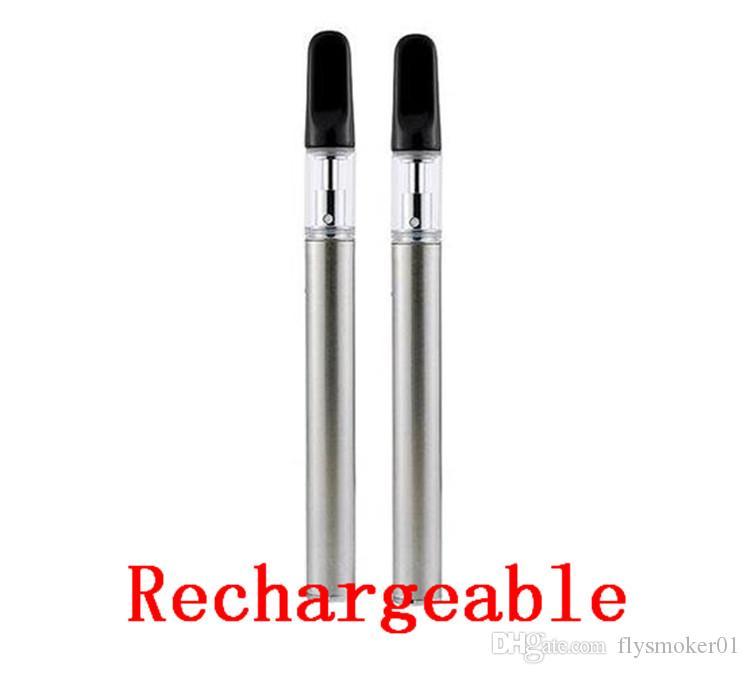 эфирное масло стекло патрон керамический Vape Pen мини e сигареты вапоризатора 510 бутон сенсорный Vape ручка медом масла DAB для портативных vapes