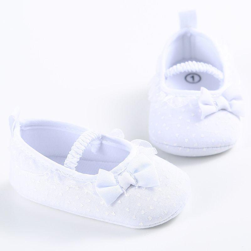الوليد بنات طفل لطيف الحلو الصلبة أحذية اللون الرباط الأميرة الضحلة أحذية الكاحل أحذية لينة سرير جديد وصول