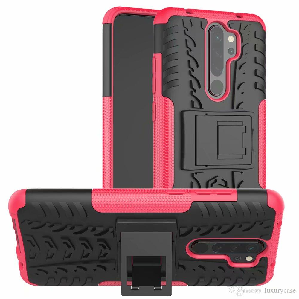 Для Xiaomi реого Примечания 8 Pro Case Noble Ultra-Thin Hard PC Back Cover Luxury Защитной наклейка чехол для Xiaomi реого Примечания 8 Pro