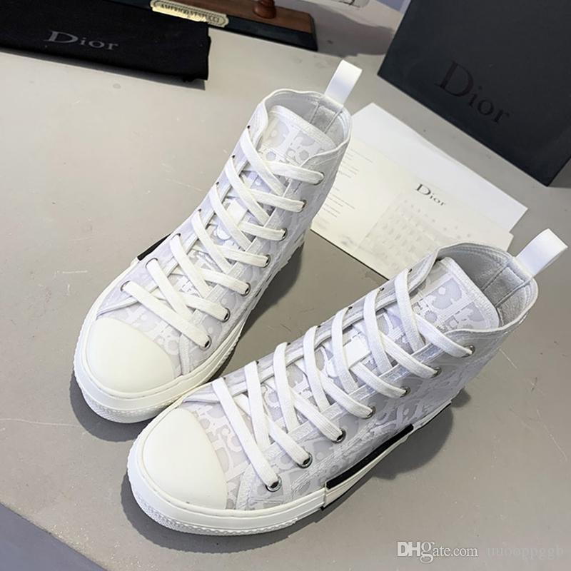 2020 uomini Designer e scarpe casual paio delle donne, pattini superiori di lusso casual, scarpe da uomo taglia 38-45, scarpe da donna di formato 35-42