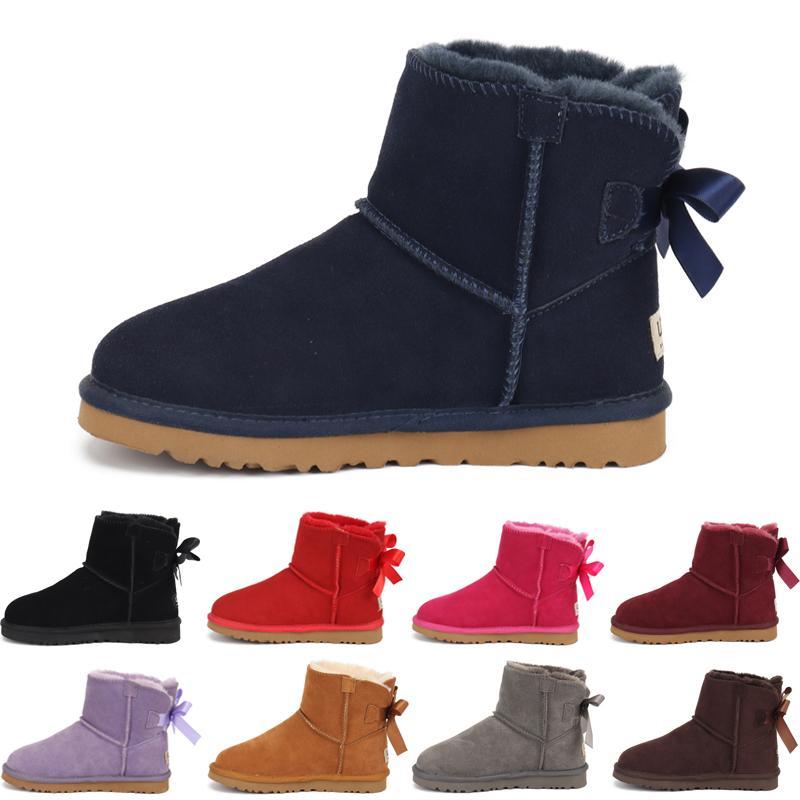 UGG boots Niños 2019 Nuevos zapatos para niños Zapatillas Boy Girl Toddler Youth 2018 plus tn Trainer Cushion Surface Respirable Zapatillas deportivas