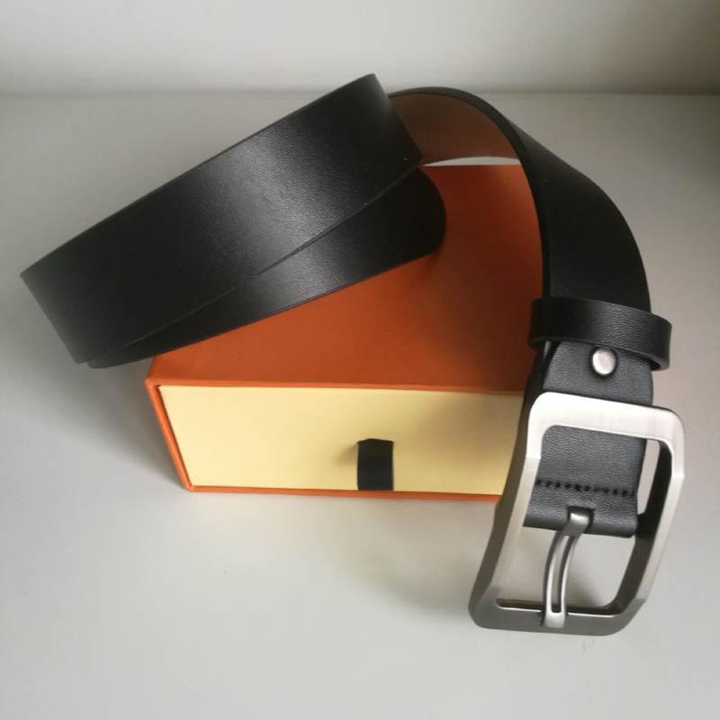 ceintures concepteur de ceintures de marque ceinture en cuir boucles de ceinture d'affaires ceintures de luxe bracelet noir lisse femmes cadeau boucle de ceinture avec la boîte