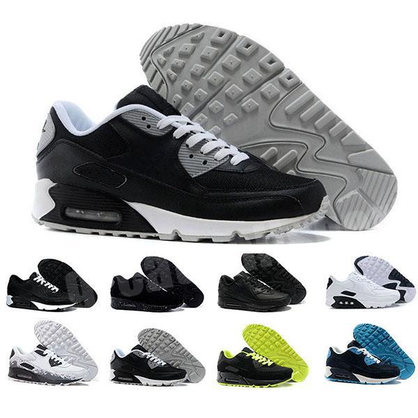 Großhandel top Qualität Männer und Frauen 90 Ultra sneaker Luftkissen Original Männer Casual Sportschuhe 36-45 G0326