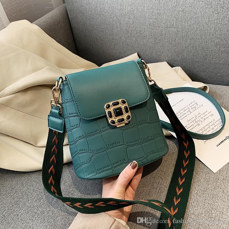 2020 мини-маленькие сумки кошелек кожа плечо ведро Сумки крест тела ремень сумки женский Bolsa Sacs juyou/4