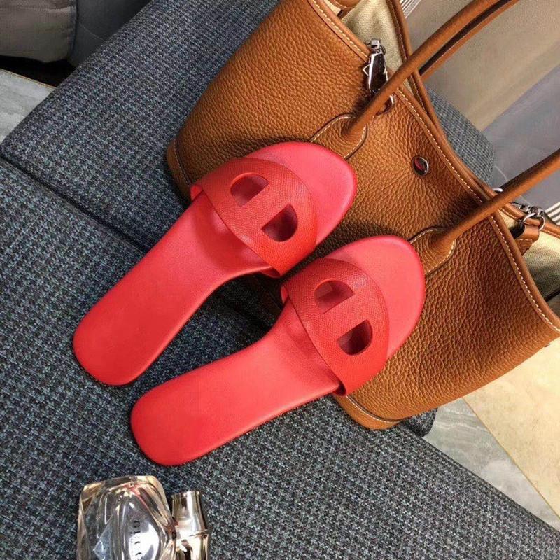 2020 Новый стиль Гонконг Стиль Пары Anti-Slip Толстые дном мужские сандалии пляжа тапочки Тапочки # 859