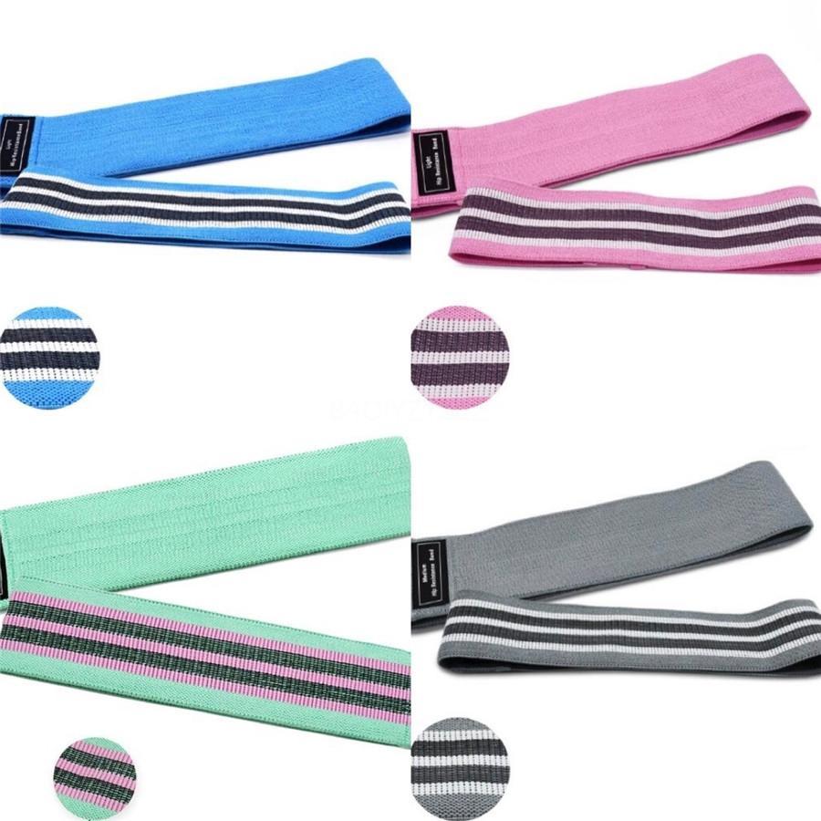 11 1 Pcs Yoga Les bandes de résistance Costume unisexe Tpe Muscle entraînement Pull corde élastique bande muscling formation de l'équipement de remise en forme Suppliy 23 5 # 778