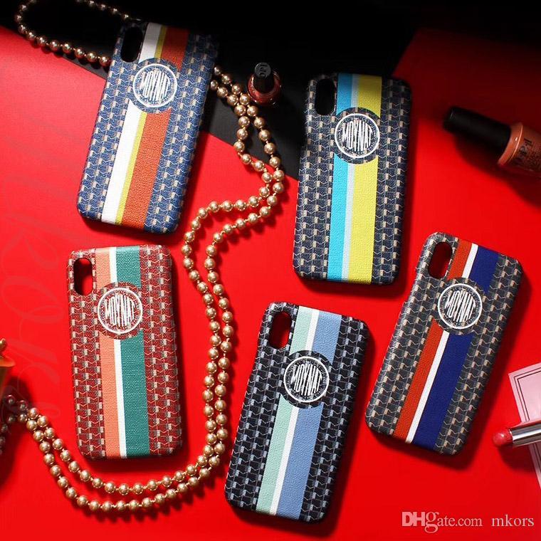 الرجعية باريس العلامة التجارية طباعة حالة TPU الهاتف لحالات فون X XS MAX XR قديم أزياء للiPhone7 7plus 8 8plus 11 11pro 6 6S زائد غطاء ضد الصدمة
