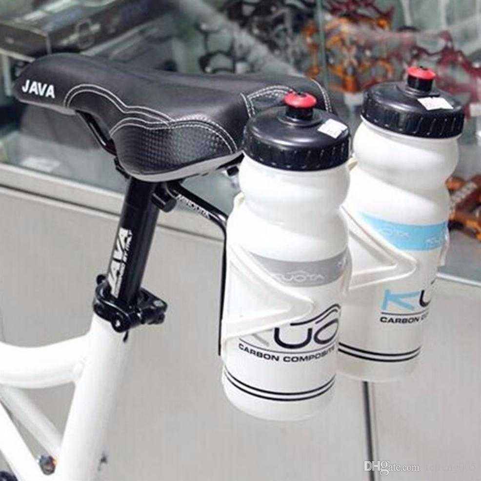 Bicycle Seat Dual Bottle Rack Bike Rack Adapter Water Bottle Holder Saddle