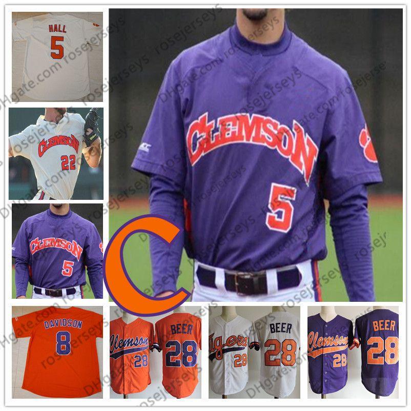 2021 Clemson Tigers 2019 Baseball #9 Greene 4 Grayson Byrd 10 Kyle ...