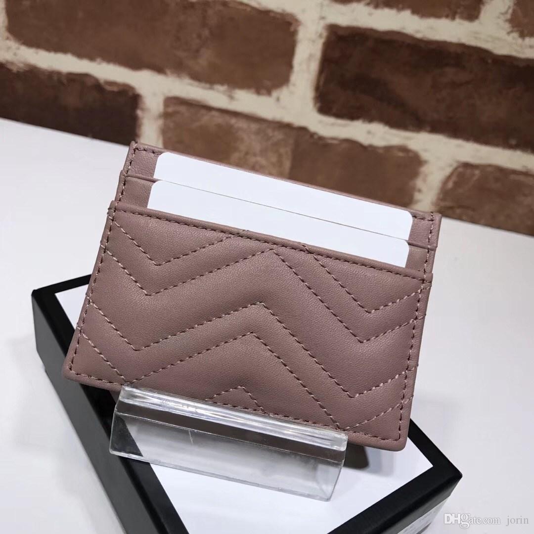 Diseñador de tarjetas gratis Marca famosa de la marca de monedero vende la moda clásica de la moda de la moda de la moda de la moda de la moda con el número de serie SMQDQ