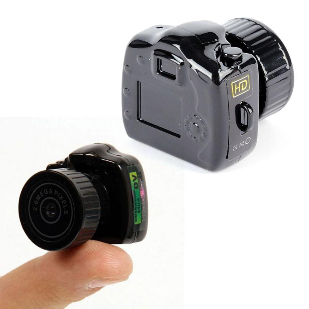 Mini Super Micro HD CMOS 2.0 Mega Pixel Pocket Video Audio Digital Camera Mini Camcorder 480P DV DVR Recorder Web Cam 720P JPG