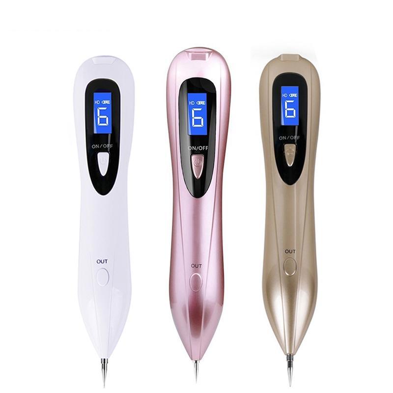 Newest Laser Plasma Pen, Mole, Wart, Dark Spot Removal Skin Label Beauty Care Tool