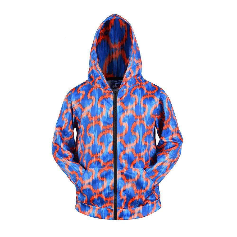 Mr.1991INC Hombres Mujeres manera 3D Escudo de impresión con capucha de la cremallera con capucha chaqueta de la capa Tamaño de Calle Arriba Ropa de EE.UU. XXL