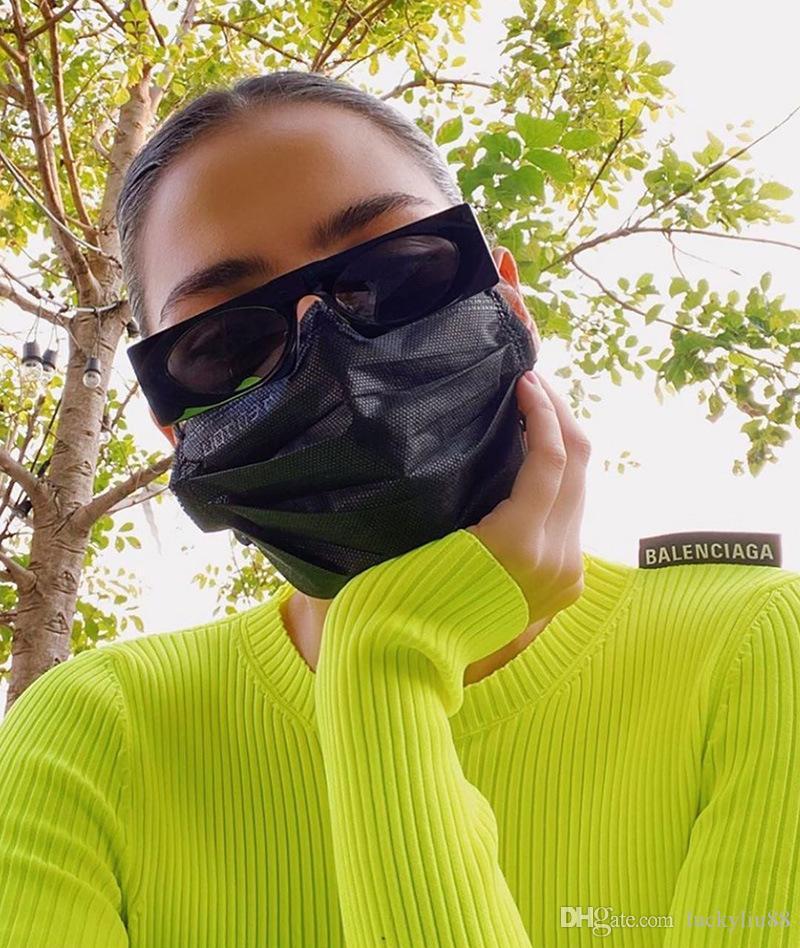 2020 новое солнцезащитное стекло тот же стиль Кардашьян ретро стиль маленькая рамка модные солнцезащитные очки мужчины и женщины открытый вождение торговые очки