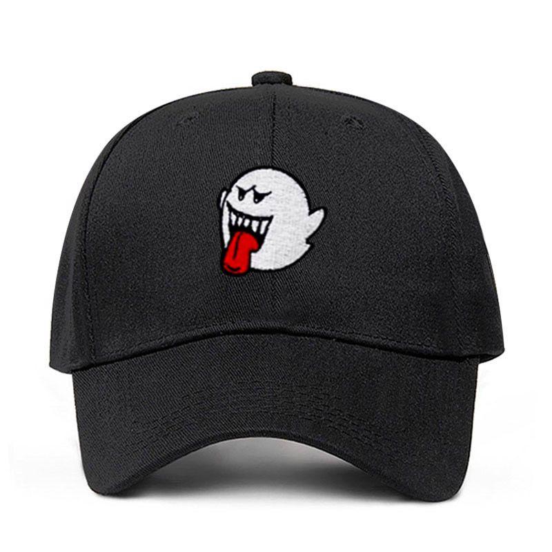 Gorra de béisbol estadounidense de rap Cantante Bryson timón Sombrero Trapsoul álbum hombres de las mujeres estilo de Hip Hop sombrero del papá apenó Boo Mario Santo