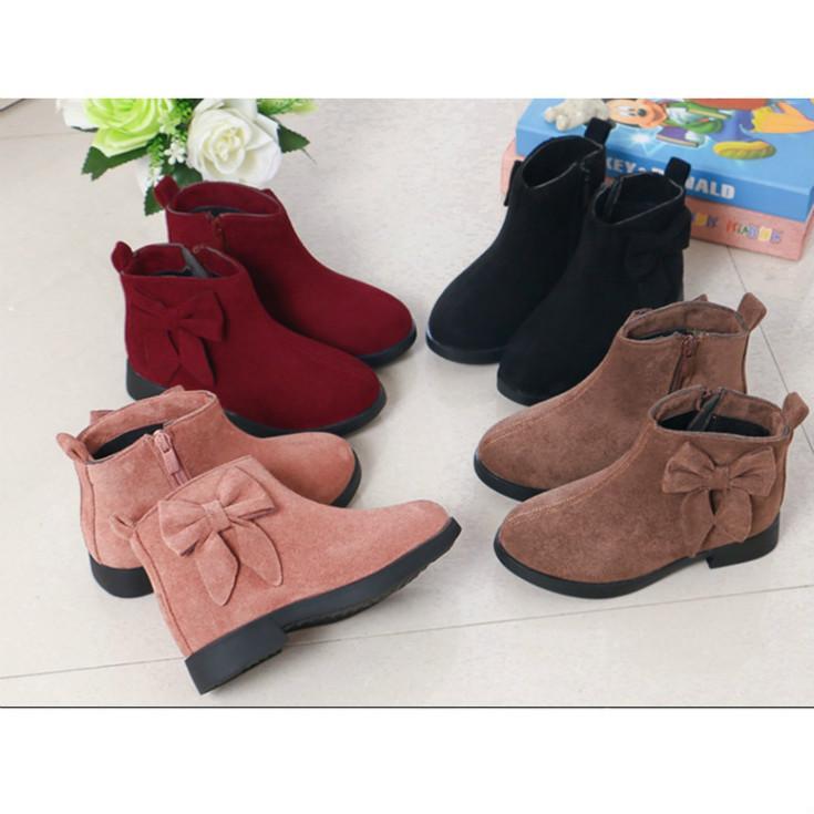 Girls Winter Designer Boots Fashion
