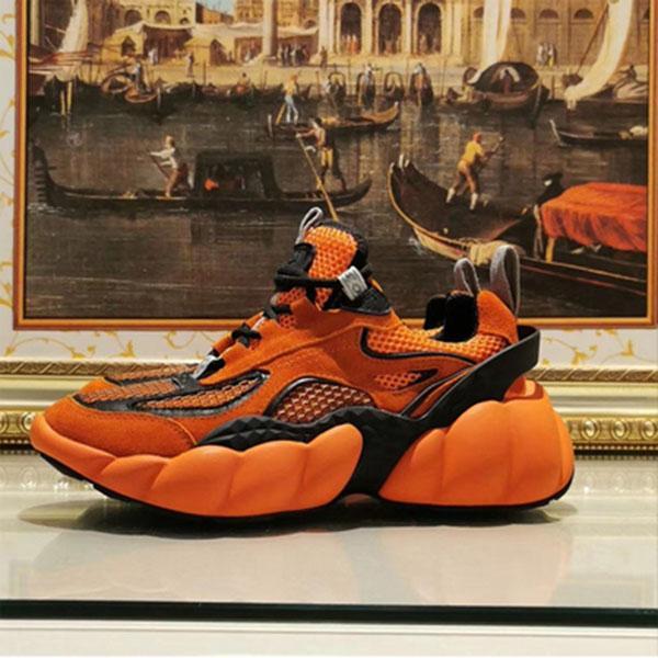 MCM SHOES Frete grátis 20ss New Mens Designer Himmel Low-top em Visetos Moda Casual sapatilha sapatos de grife MCMSHOES