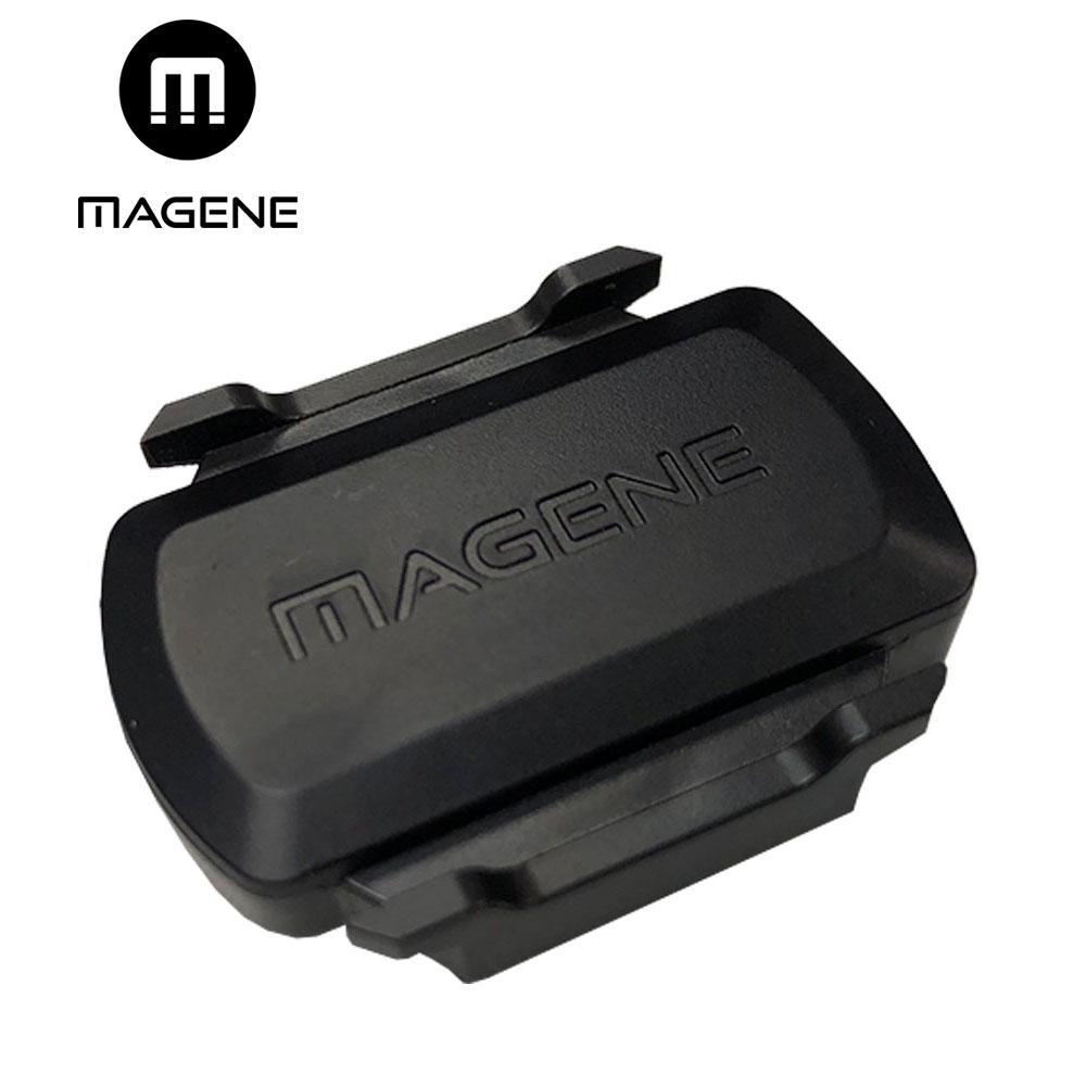 MAGENE Bilgisayar hız göstergesi ANT + Hız ve Cadence Çift sensör bisiklet hızı ve GARMIN iGPSPORT Bryton için + ritim karınca Uygun