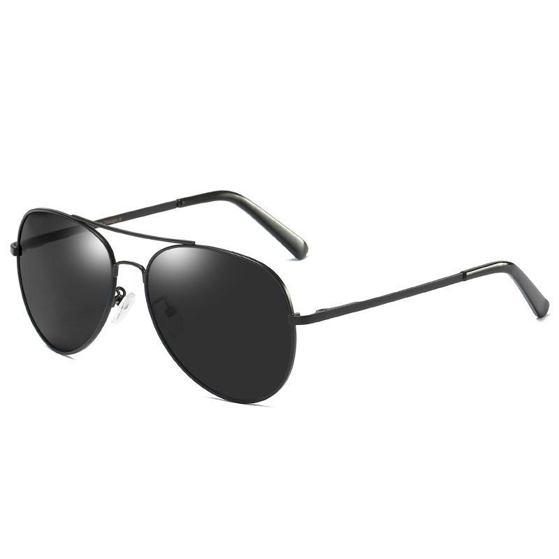 Men's Brand Designer Polarized Sunglasses Men's and Women's Business Sunglasses High-end Driving Sunglasses Men's Retro Driver Glasses