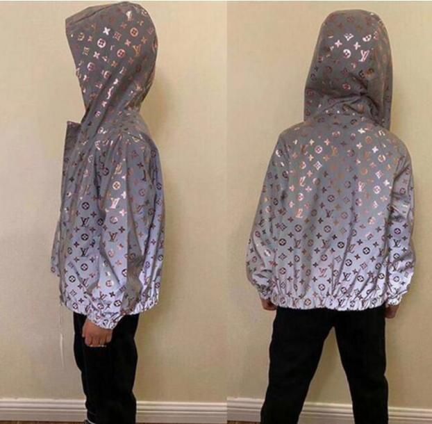 2020 весна и осень модный бренд куртка детская защита от Солнца одежда дизайнер Детская одежда мальчики девочки толстовки куртки