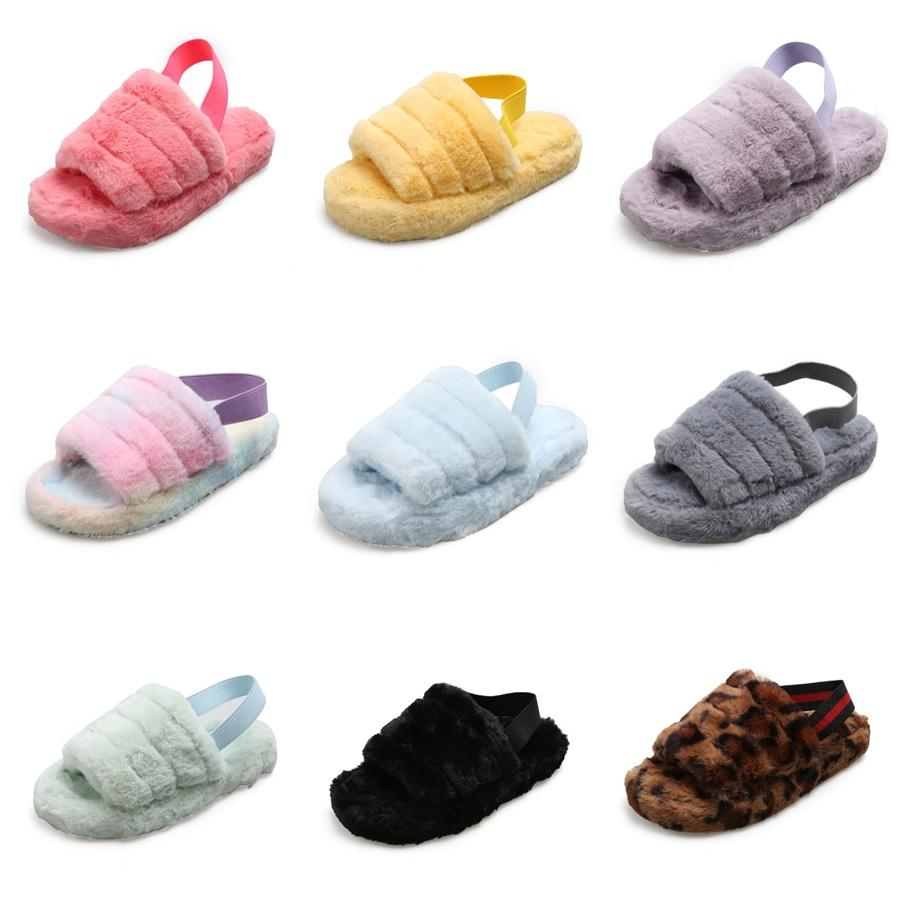 2020 New Arrival Boys Slippers Children Slippers For Big Boys Sport Kids Summer Shoes Eur Size 28-39 #594