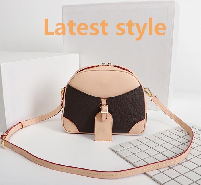 Tasarımcı Lüks Çantalar Cüzdanlar Bayan Deri Soho Çanta Disko Omuz Çantası Çanta Yüksek Kalite Kamera Crossobody Çantaları 22cm