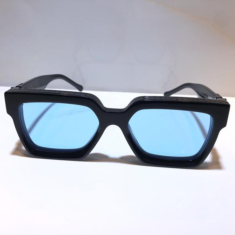 MILLIONäR für Männer Frauen Designer-Sonnenbrillen Full Frame Jahrgang 1165 1.1 Sonnenbrillen für Männer Glänzende Gold Logo der heißen Verkaufs-Gold überzogen Top 96006