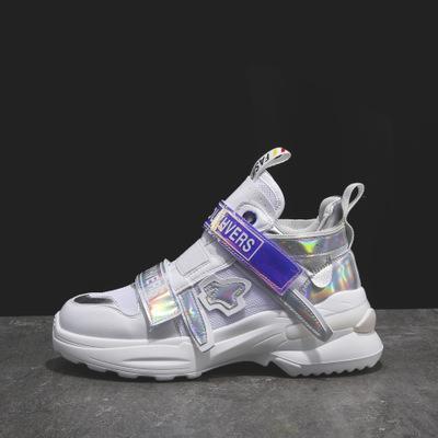2019 molla di modo di nuovo all-in-one design di lusso scarpe da ginnastica piattaforma ultra rosso caldo in scarpe casual disponibile in una varietà di colorsL14