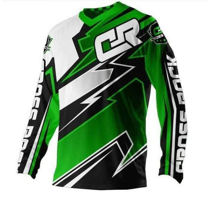 2019 Nouveau produit Moto Jersey Off Road VTT DH moto vélo BMX Jersey DH motocross camiseta XS à 5XL