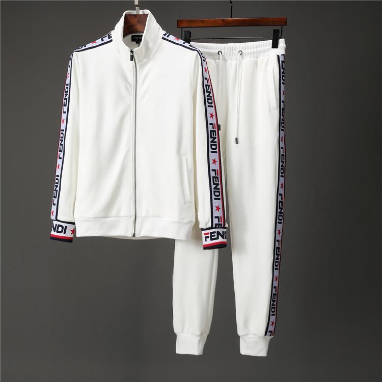 sportswear roupas de grife de moda Medusa sportswear jaqueta roupa de jogging terno pacote pequeno de homens