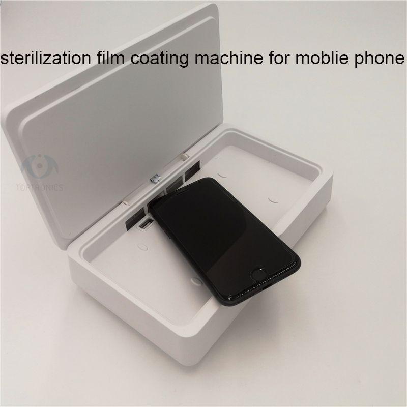2020 mejor venta del teléfono celular móvil del cargador de esterilizador de servicios inalámbricos de voz esterilización inteligente indicador de control inteligente de desinfección UV