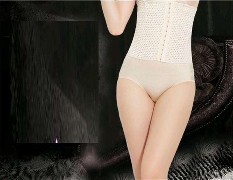 Bandas transpirable mujeres Recuperación post-parto Embarazo Cinturón Faja adelgaza vientre de control de la panza de la cintura # OU846