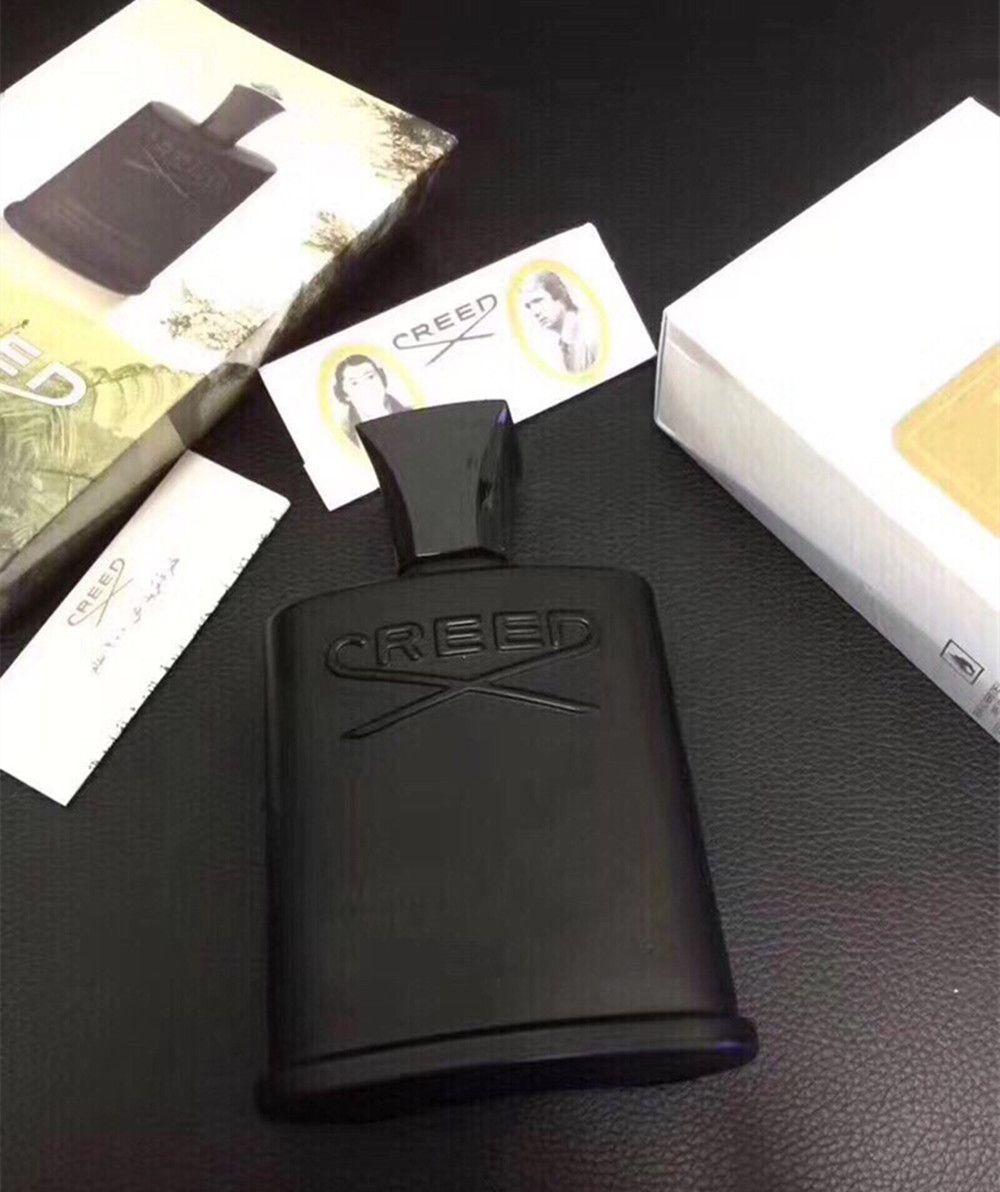 Новый зеленый ирландский Tweed Creed Perfume Men Cologne 120 мл черного аромата на горе с длительным временным запахом